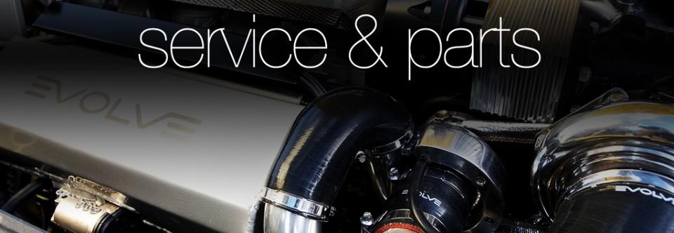 Service & Parts